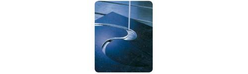 Pilový pás 3851 - od hliníku po nerezovou ocel